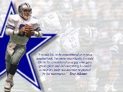 Dallas Cowboys desktop theme