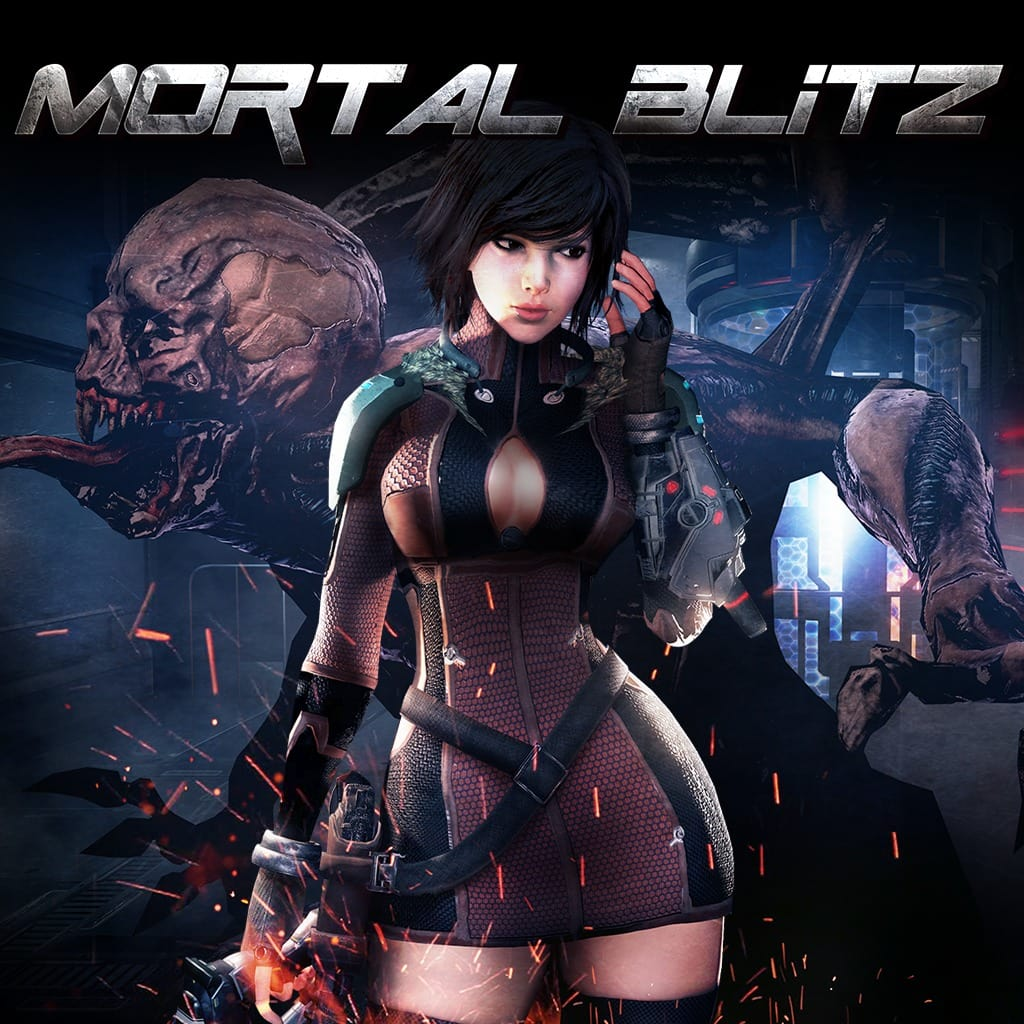Mortal Blitz PS VR PS4