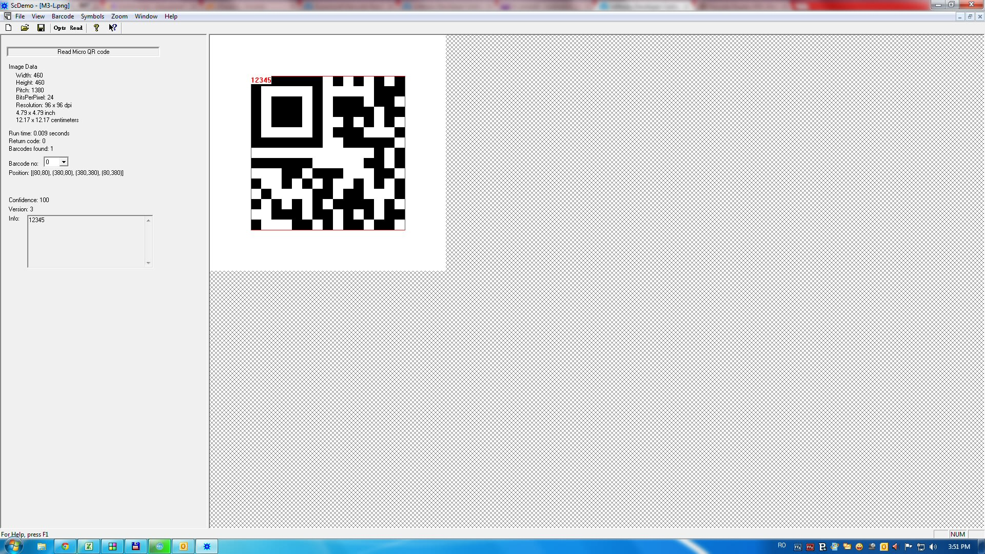 ScWinSDK - barcode reader SDK