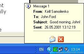 E-mail Informer