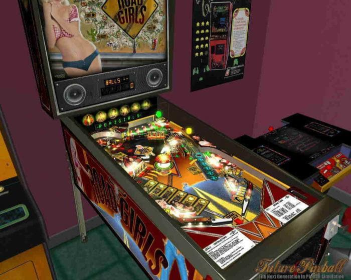 Future pinball Tables download