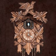 Browse to Cuckoo Clock