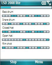 Little Snazzy Drummer
