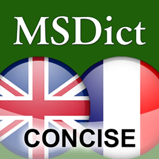 Dictionary English - French CONCISE