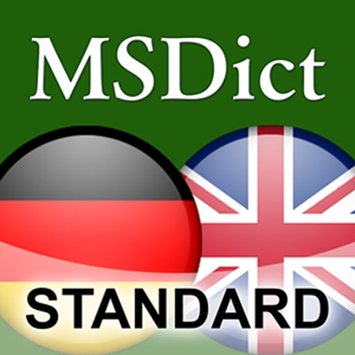 Dictionary English - German STANDARD