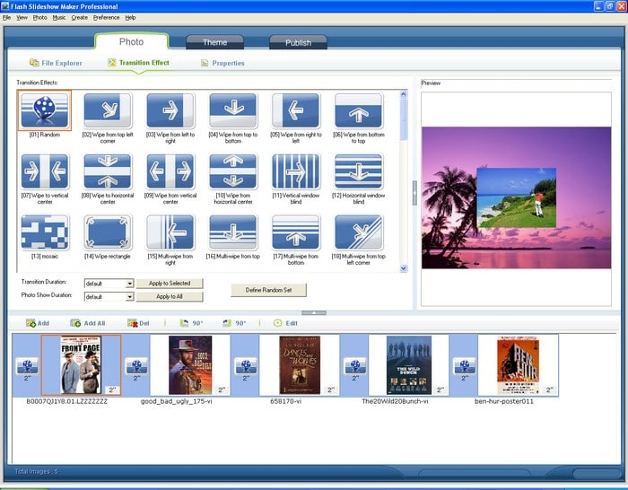 flash slide show maker professional - download, Presentation templates