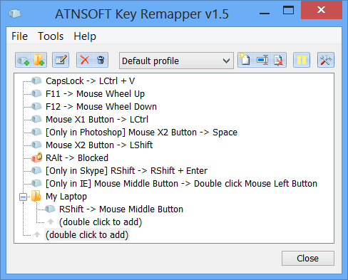 Key Remapper