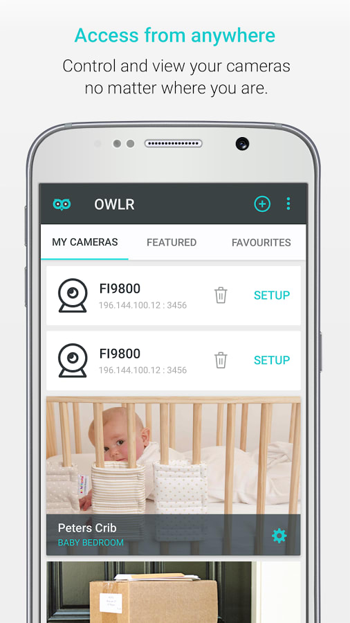 OWLR IP Camera Viewer