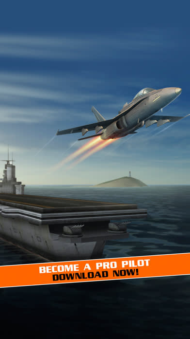 Flight Pilot Simulator 3D: Flying Game For Free