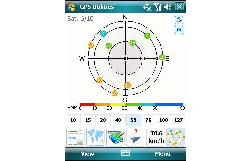 Efficasoft GPS Utilities