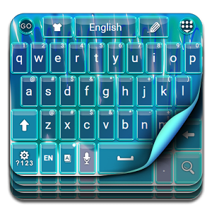 Frozen Ice Keyboard 2.56.56.1