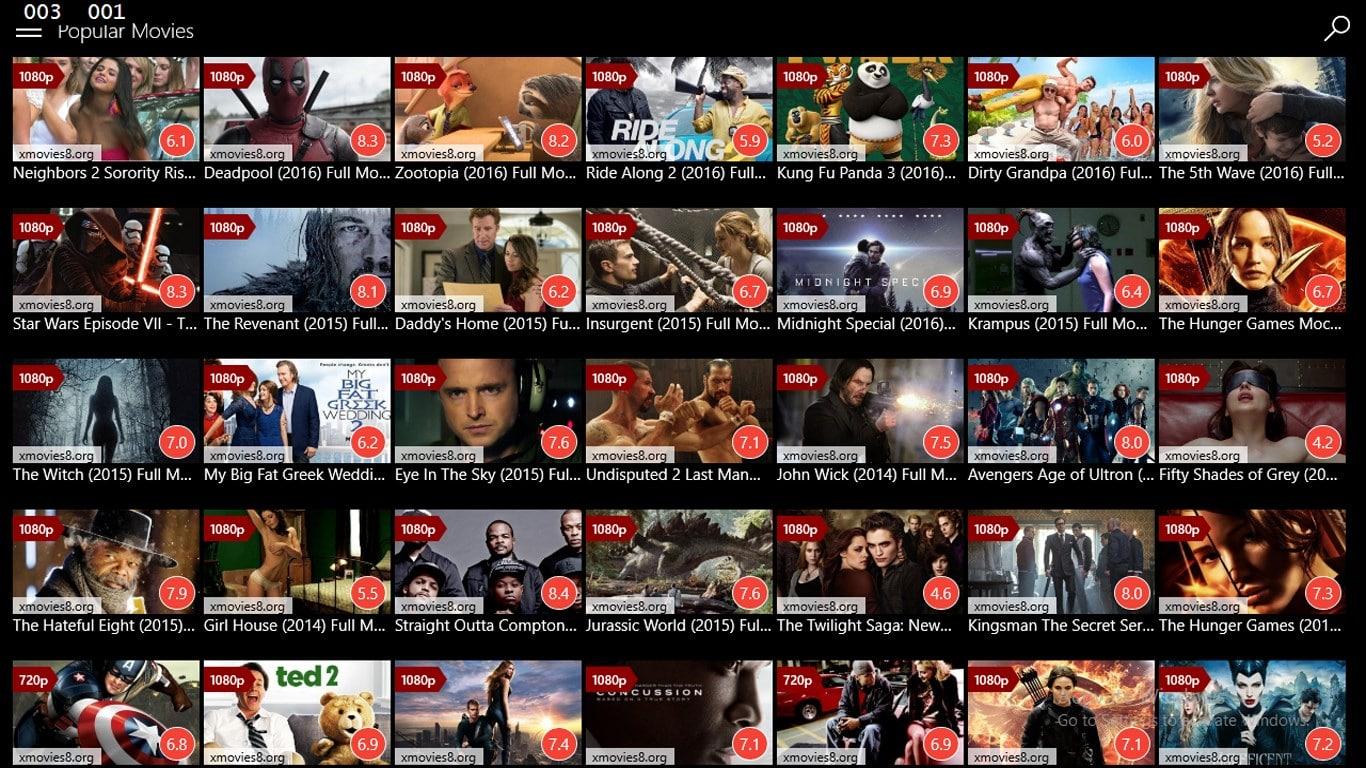 HDbox - Free The movie Box