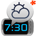 WakeVoice alarm clock Trial 4.1.7