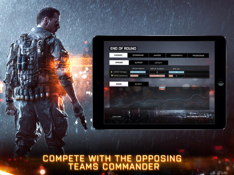 Battlefield 4 Tablet Commander