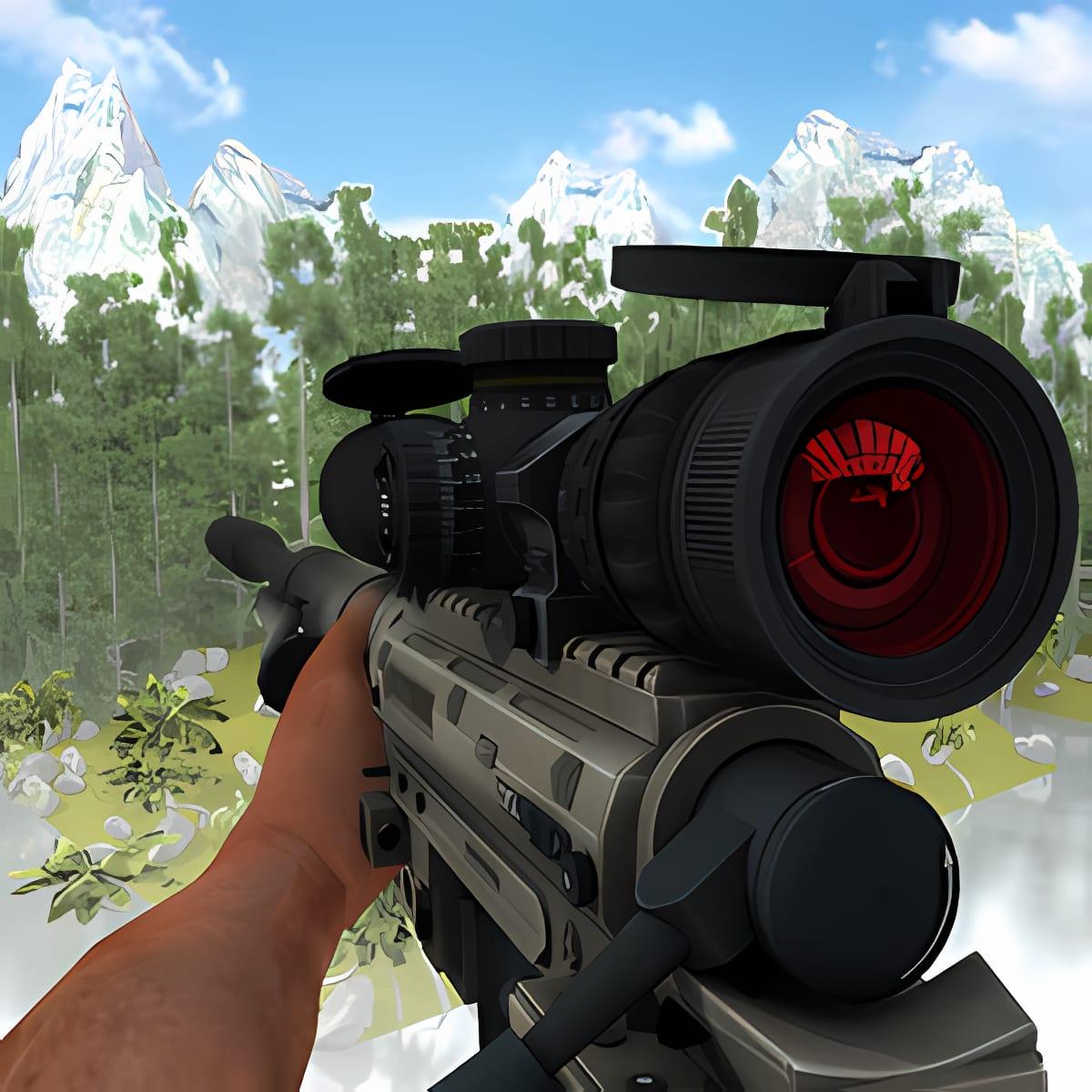Super Hill Sniper 3D