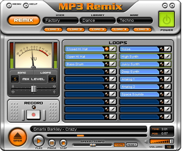 MP3 Remix