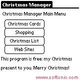 Christmas Manager