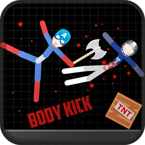 Stickman Warriors Heroes 3 1.0.3