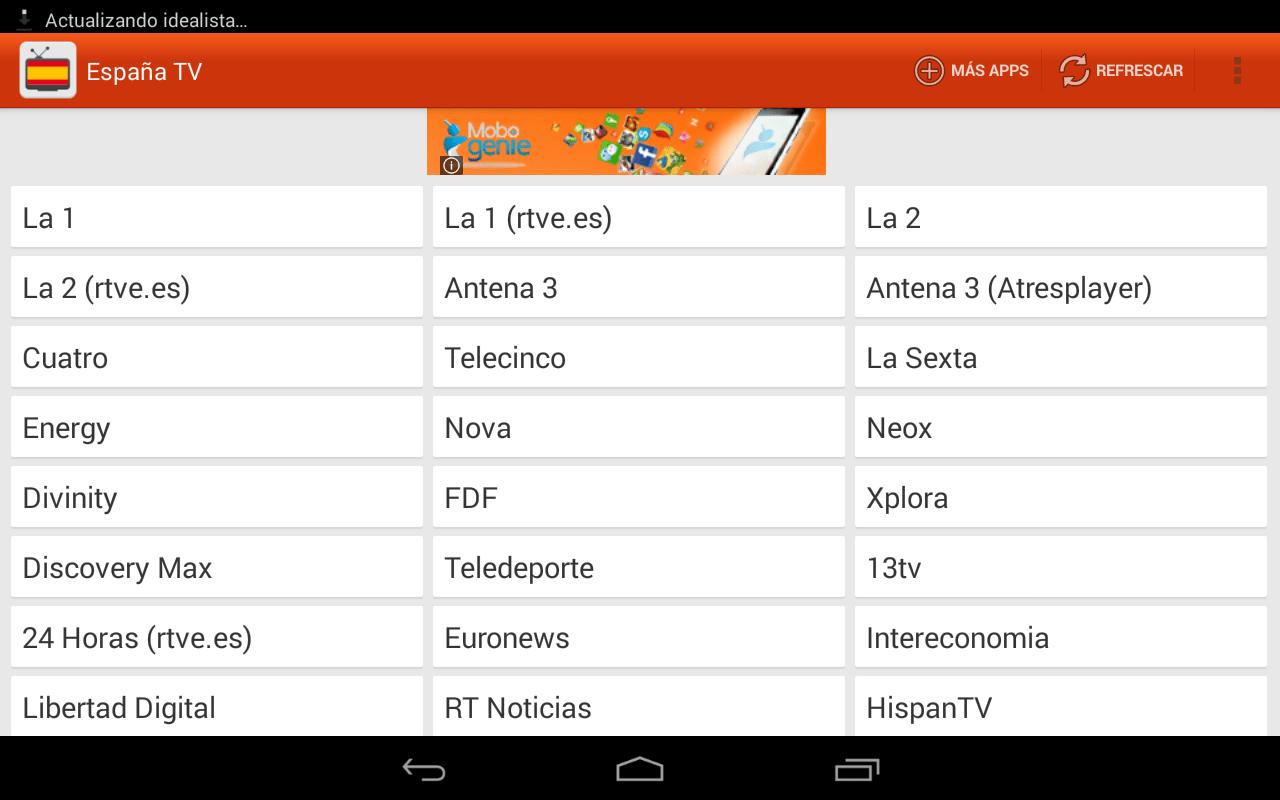 España Televisión
