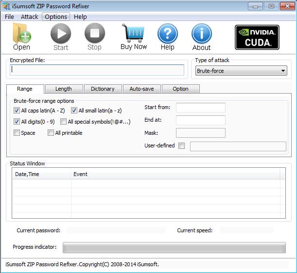 iSumsoft ZIP Password Refixer