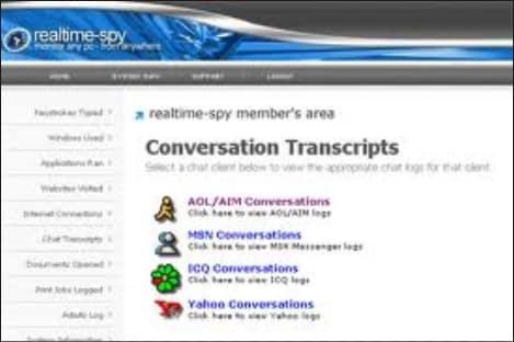 Realtime-Spy PLUS