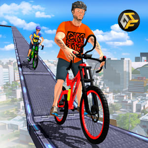 Impossible Bicycle Tracks Ride 1.1