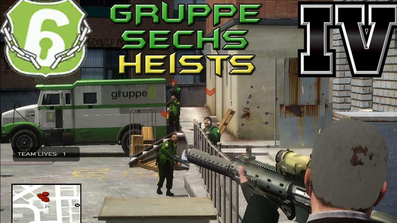 GTA IV Mission Mod Pack