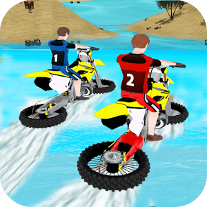 Water Surfing Bike Race 1.0