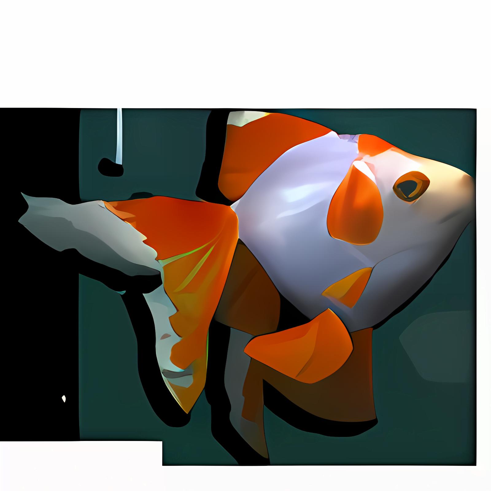 Goldfish Aquarium Bildschirmschoner