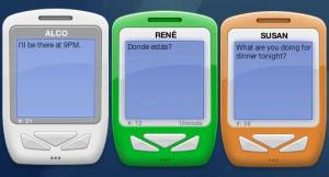 Send SMS Widget