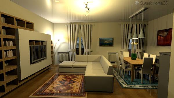sweet home 3d pour mac - télécharger - Amenager Son Interieur En 3d Gratuitement