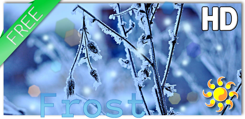 Winter Frost LWP HD
