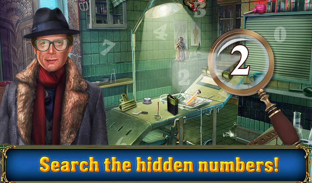 Criminal Hidden Case