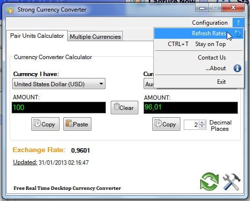 Forex currency converter download
