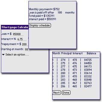 MortgageCalc