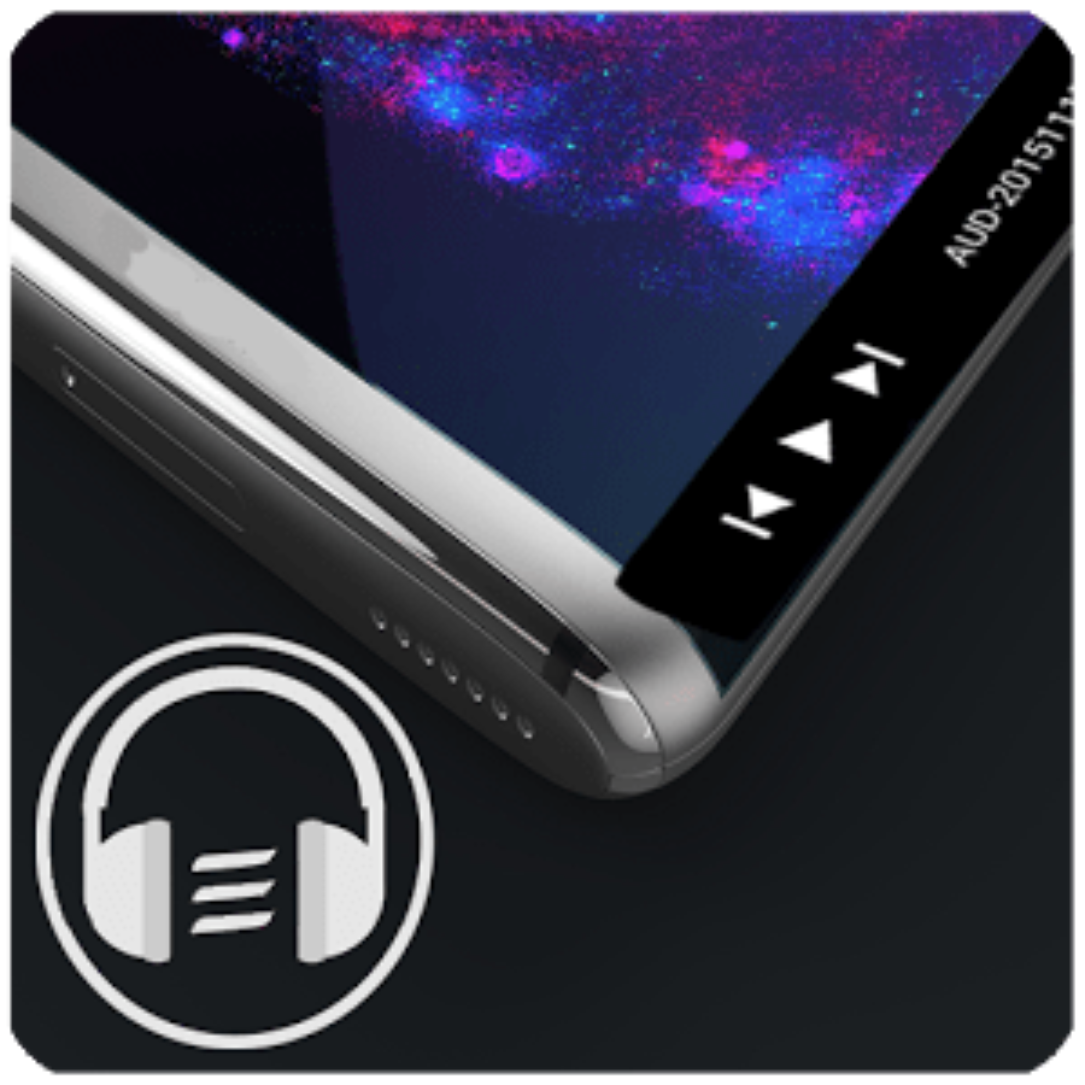 S8 Edge Music Player