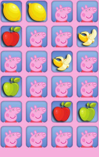 Peppa Pig jogo de memória