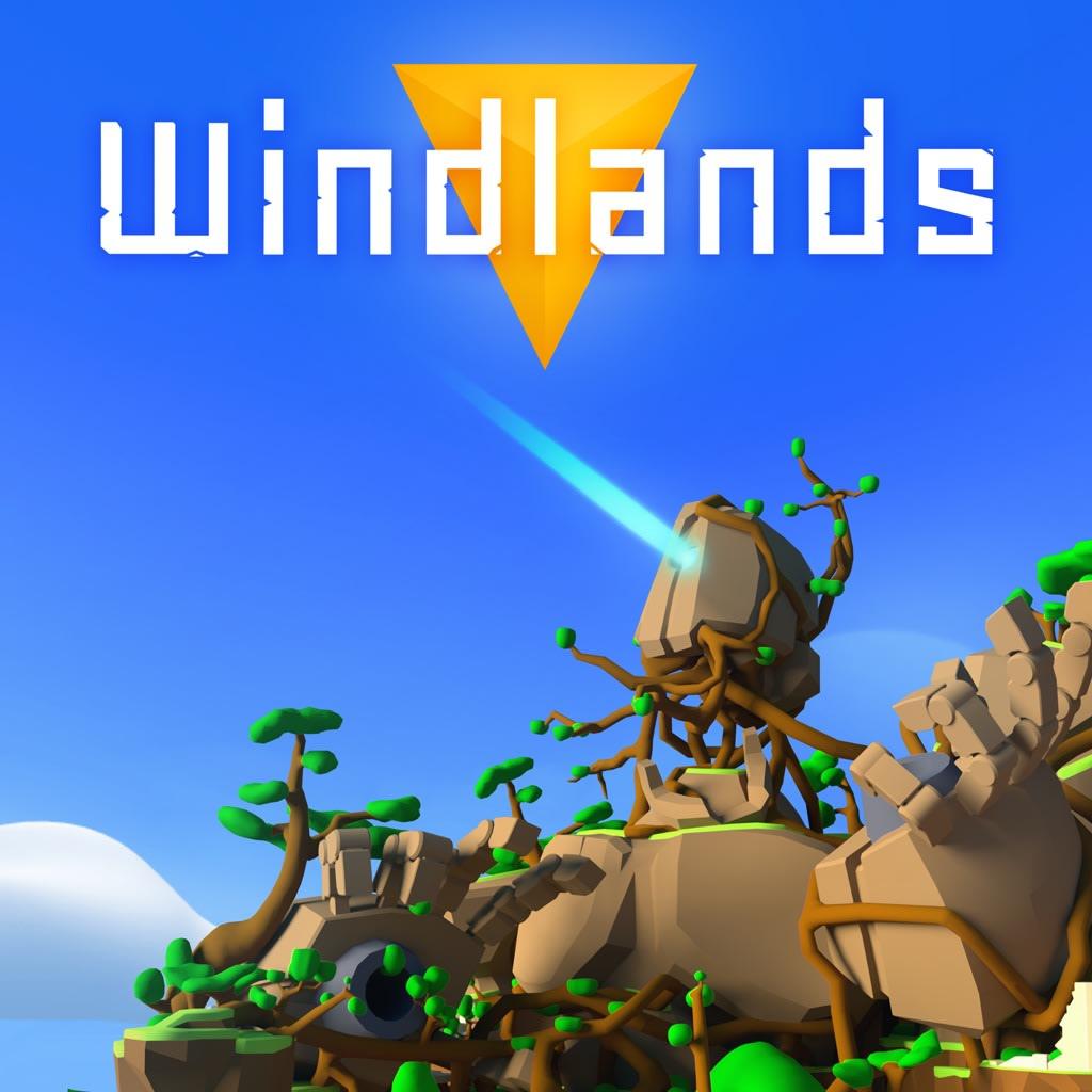 Windlands PS VR PS4