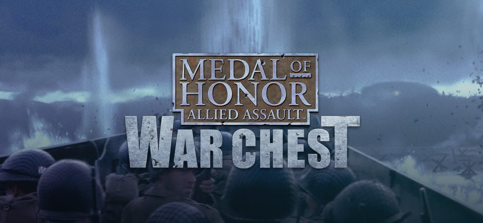 Medal Of Honor: Allied Assault War Chest varies-with-device