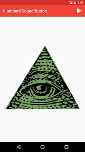 Illuminati Sound Button