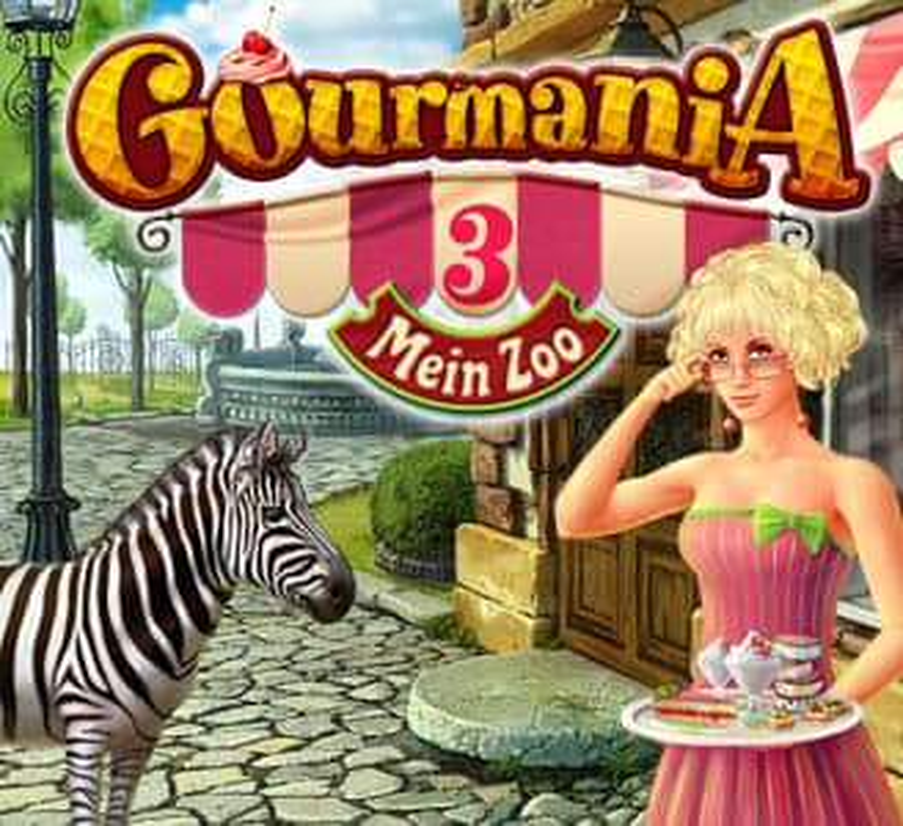 Gourmania 3: Mein Zoo 1.0.0.46