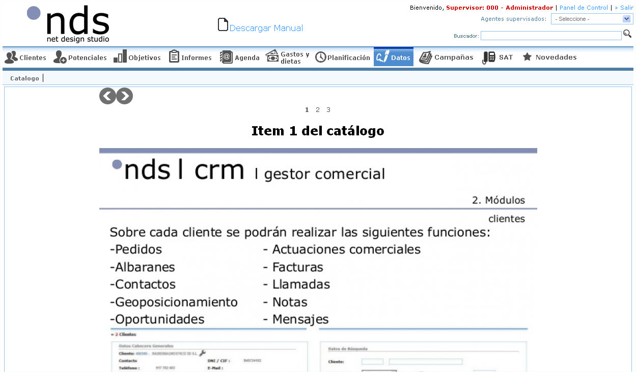 CRM-NDS