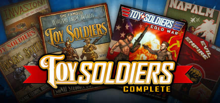 Toy Soldiers: Complete 2016