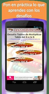 Aprende a Multiplicar