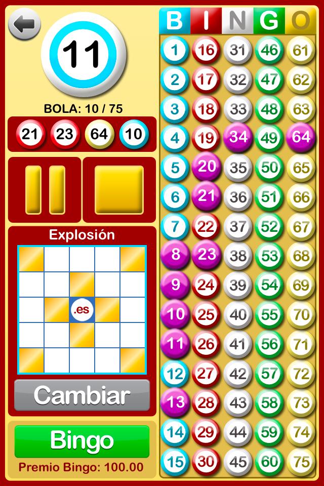 Bingo en Casa