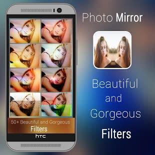 Foto Espejo: Collage Editor