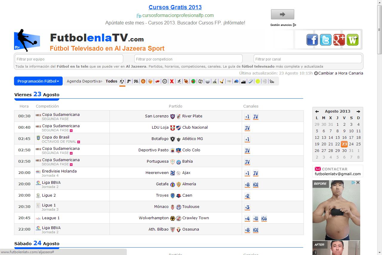 FutbolenlaTV.com