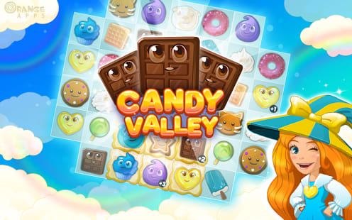 Candy Valley