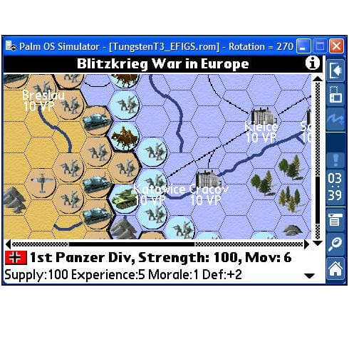 Blitzkrieg: War in Europe 1939-1945