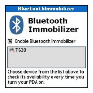 BTImmobilizer